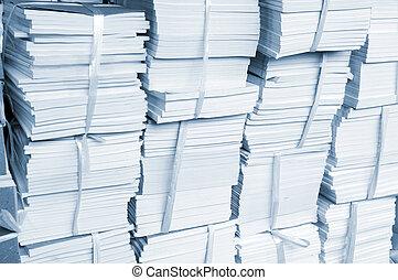 libro, accumulazione