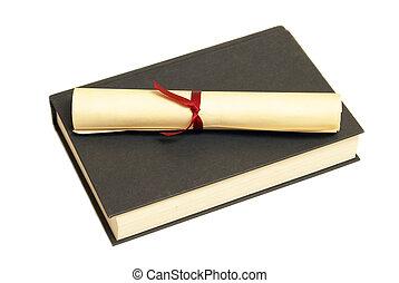 libro de texto, éxito