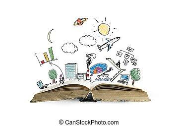 libro, empresa / negocio