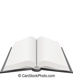 libro, illustrazione