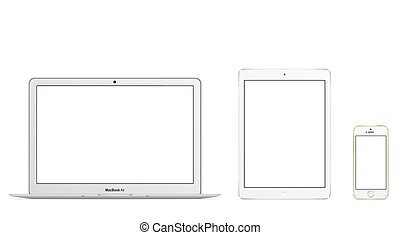 libro, iphone, mac, 5s, ipad, aria