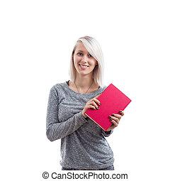 libro, presentación