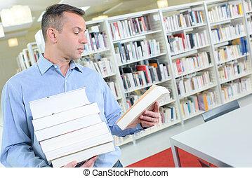 libro, scegliere