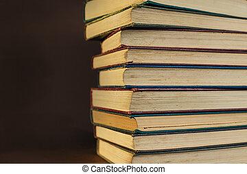 libros, cicatrizarse
