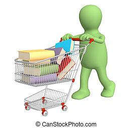 libros, compra