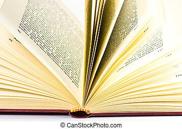 libros, páginas