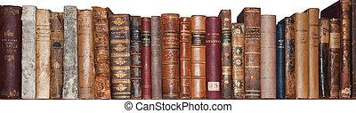 libros, viejo