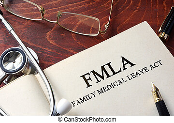 licencia, médico, fmla, familia , acto