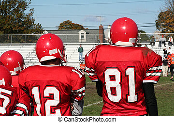 liceo, squadra football