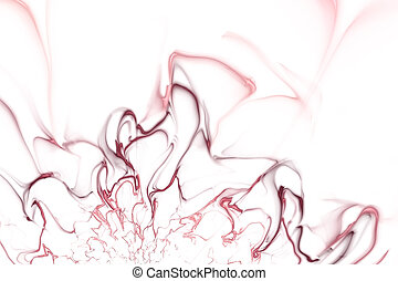 licht, abstract, achtergrond, illustratie, veelkleurig