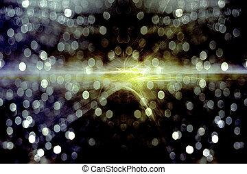 licht, abstrakt