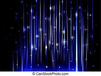 licht, abstrakt, geschwindigkeit, funkeln, hintergrund