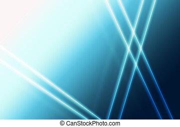 licht, abstrakt, strahlen, hintergrund, bunte