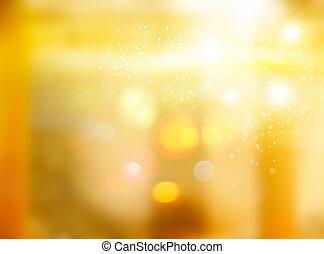 Licht, Atmosphäre,  warm, Leuchtsignal