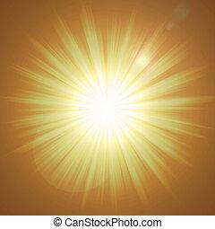 licht, blenden
