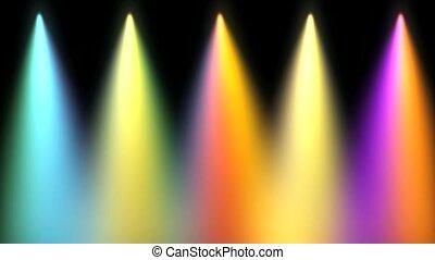 licht, buehne