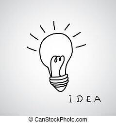 licht, idee