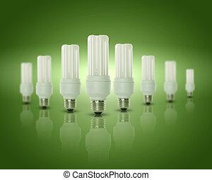 licht, lampe, zwiebel