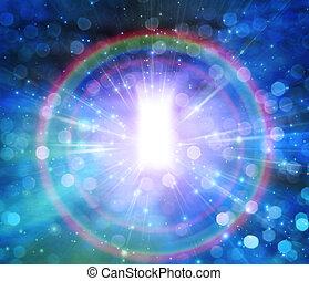 licht, opening