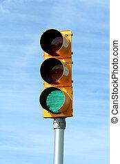 licht, signal, verkehr