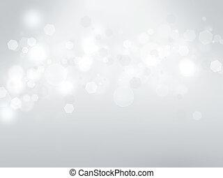 licht, weißes, verwischen