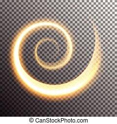 lichteffect, bijzondere , vuurpijl
