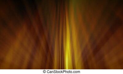 lichten, abstract, achtergrond, gele