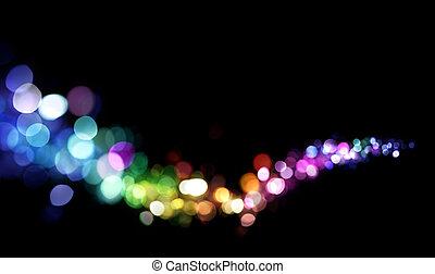lichten, abstract