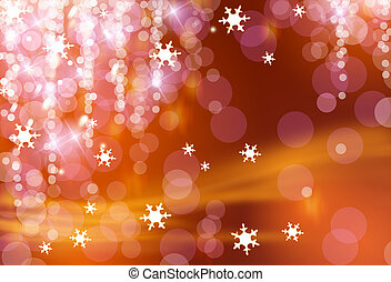 lichten, kerstmis