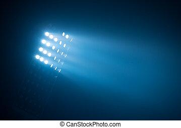 lichten, stadion
