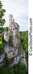 lichtenstein, zamek, Niemcy