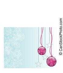 lichter, weihnachten, hintergrund, birnen