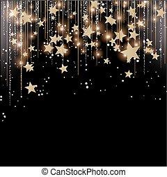 lichter, weihnachten, hintergrund