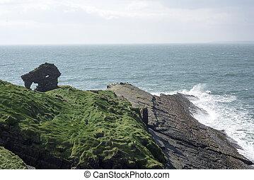 lick castle in kerry ireland