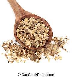 Licorice Root Herb - Licorice root used in chinese herbal...