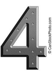 liczba 4
