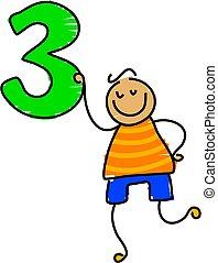 liczba trójca