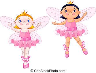 liden, fairies