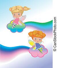 liden, fairies, to