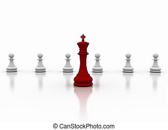 liderança, conceito