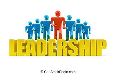 liderazgo, concepto