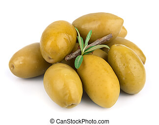 lieb, oliven