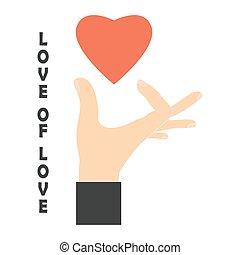 liebe, geschaeftswelt, wohltätigkeit