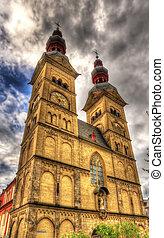 liebfrauenkirche, koblenz, alemanha, igreja