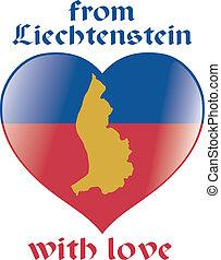 liechtenstein , αγάπη