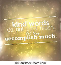 lief, woorden, doen, niet, kosten, veel