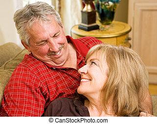 liefde, echtgenoten