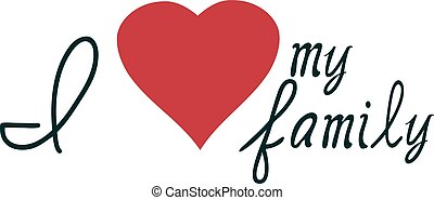 liefde, gezin