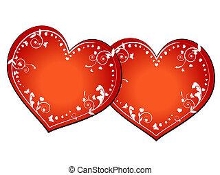 liefde, illustratie