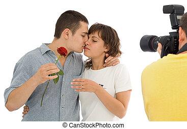 liefde, video en audio